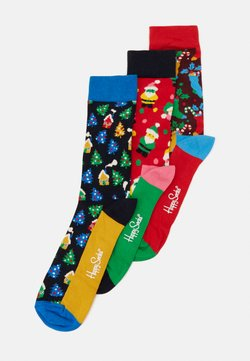 Happy Socks - HOLIDAY SOCKS GIFT SET 3 PACK - Sokken - multi