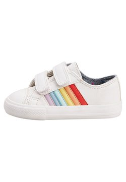 Next - RAINBOW TOUCH - Lauflernschuh - white