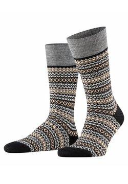 Burlington - ISLE - Socken - black