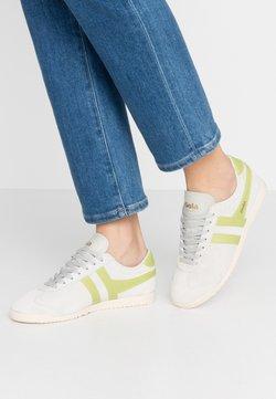 Gola - BULLET - Sneakers laag - off white/citron