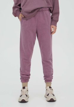 PULL&BEAR - Jogginghose - rose