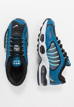 Nike Sportswear - AIR MAX TAILWIND IV - Sneakers laag - industrial blue/black/pure platinum/white
