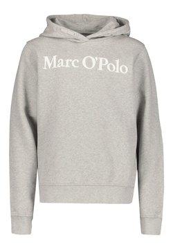 Marc O'Polo - Kapuzenpullover - silber