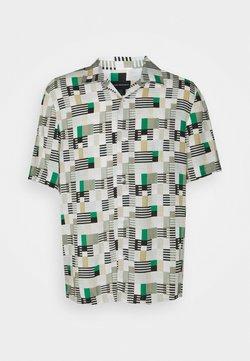 Club Monaco - PRINT SHIRT - Hemd - green/multi