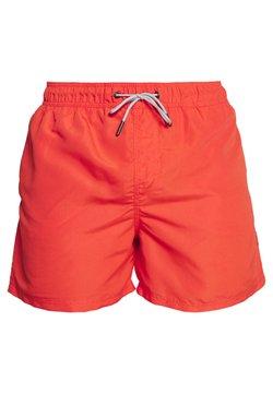 Jack & Jones - JJIARUBA SWIM  SHORTS - Bañador - fiery red