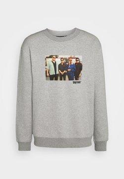 Nominal - THE SOPRANOS GROUP CREW - Sweatshirt - grey marl