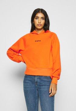Gina Tricot - ELLEN - Hoodie - orange