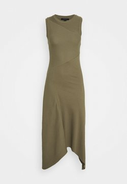 AllSaints - GIA DRESS - Maxikleid - khaki green