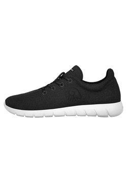 Giesswein - MERINO RUNNERS - Sneaker low - raven