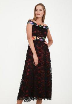 Madam-T - Cocktailkleid/festliches Kleid - schwarz
