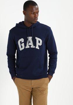 GAP - ARCH - Bluza z kapturem - tapestry navy