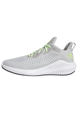 adidas Performance - ALPHABOUNCE+ SHOES - Zapatillas de running neutras - grey