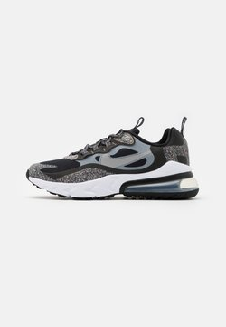 Nike Sportswear - AIR MAX 270 REACT MTF BG UNISEX - Sneakersy niskie - black/light smoke grey/smoke/white