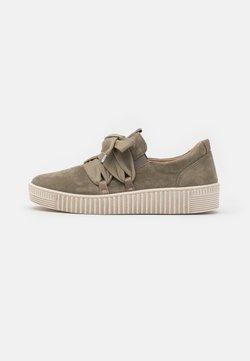 Gabor - Sneakers - salvia/bronce/beige