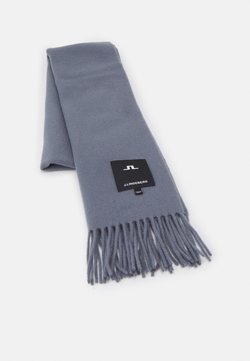 J.LINDEBERG - CHAMP SOLID SCARF UNISEX - Schal - stormy blue