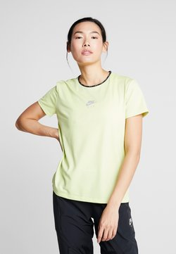 Nike Performance - AIR TOP - T-Shirt print - limelight