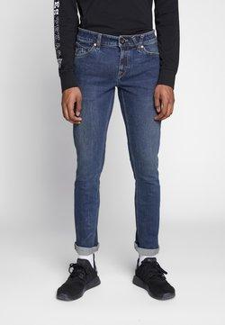 Volcom - Straight leg jeans - dark blue denim