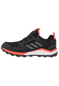 adidas Performance - TERREX AGRAVIC TR GTX - Zapatillas de trail running - core black/grey four/solar red