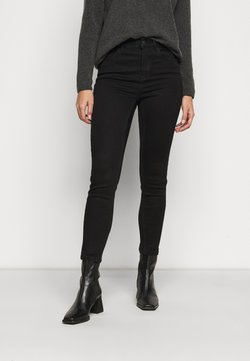 New Look Petite - LIFT AND SHAPE - Jeans Skinny Fit - black