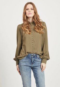 Object - Camicia - burnt olive
