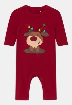 Name it - NBMRESNOWI UNISEX - Pyjama - jester red