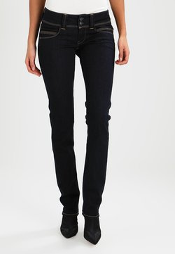 Pepe Jeans - VENUS - Jean droit - dark denim