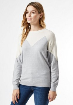 Dorothy Perkins - Strickpullover - grey