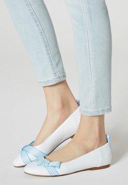 DreiMaster - Ballerina's - white