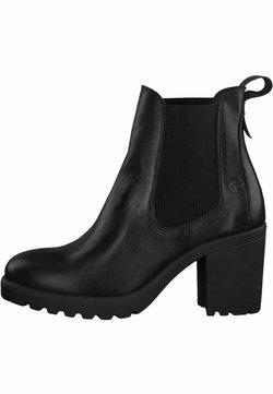 Tamaris - CHELSEA  - High Heel Stiefelette - black