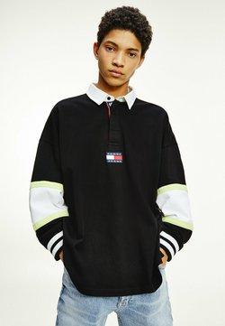 Tommy Jeans - Poloshirt - black
