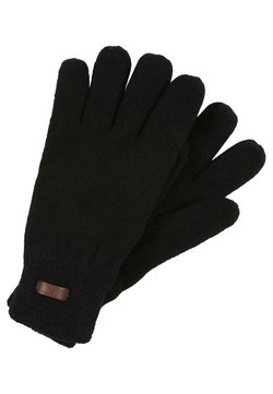 Barts - HAAKON  - Fingerhandschuh - schwarz