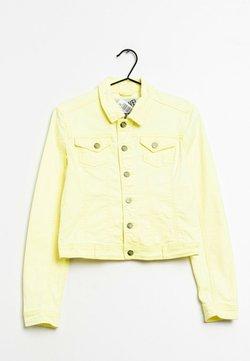 Sublevel - Spijkerjas - yellow