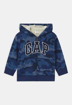 GAP - TODDLER BOY COZY LOGO - Sweatjakke /Træningstrøjer - blue