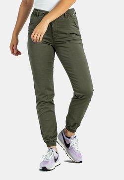 Reell - REFLEX WOMEN - Jogginghose - olive