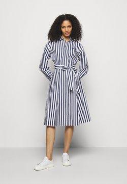 Polo Ralph Lauren - Blusenkleid - navy/white