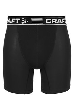 Craft - GREATNESS BOXER - Shorty - black/white