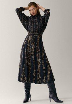 Massimo Dutti - Blusenkleid - multi-coloured