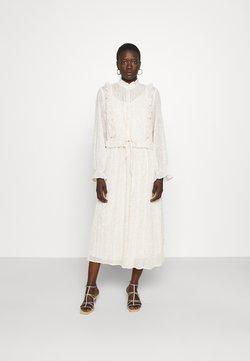 Bruuns Bazaar - VERVAIN THERESA DRESS - Maxikleid - beige