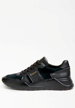 Guess - LUCCA - Sneaker low - schwarz