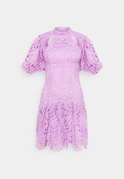 Mossman - THE COSMIC MINI DRESS - Robe de soirée - lilac