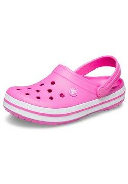 Crocs - Pantolette flach - pink