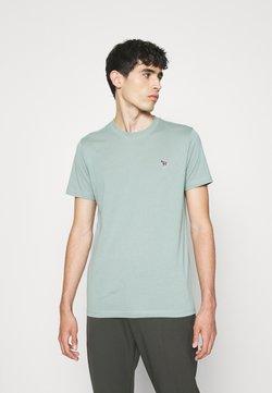 PS Paul Smith - ZEBRA BADGE UNISEX - T-Shirt basic - light green