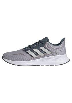 adidas Performance - RUNFALCON SHOES - Laufschuh Stabilität - grey