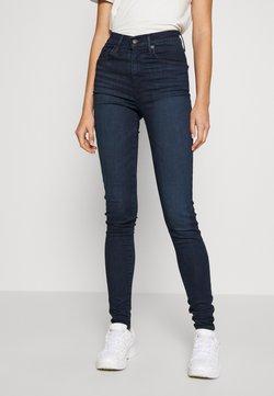 Levi's® - MILE HIGH SUPER SKINNY - Jeans Skinny Fit - echo darkness