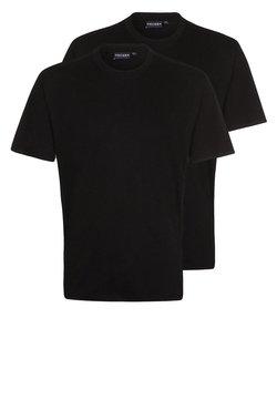Ceceba - 2 PACK - Maglia del pigiama - black