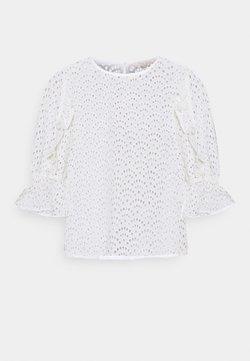 Part Two - HEENA - Bluzka - bright white