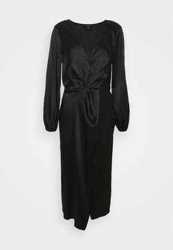 River Island - Cocktailkleid/festliches Kleid - black