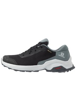 Salomon - X REVEAL GTX  - Hikingskor - black/stormy weather/ebony