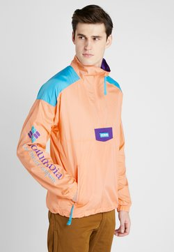 Columbia - SANTA ANA™ ANORAK - Veste coupe-vent - brigt nectar/clear water/vivid purple