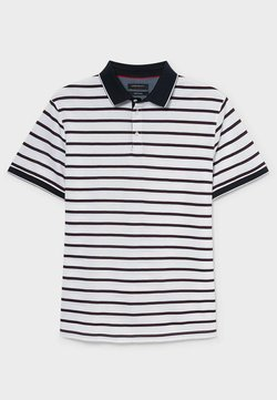 C&A Premium - Poloshirt - dark blue white